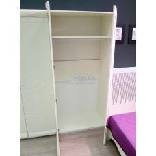 Шкаф для одежды Астория МН-218-04-220 РАСПРОДАЖА ЭКСПОЗИЦИИ (Щелково)