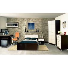 Кровать Домино Венге СП-004-02
