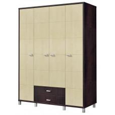 Шкаф для одежды Домино Венге ВК-04-13