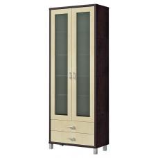 Шкаф-витрина Домино Венге ВК-04-12