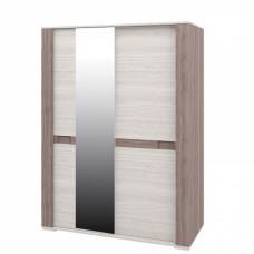 Шкаф-купе для одежды с зеркалом Ирис МН-312-10