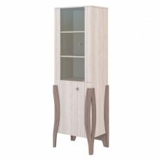 Шкаф-витрина для посуды Ирис МН-312-03