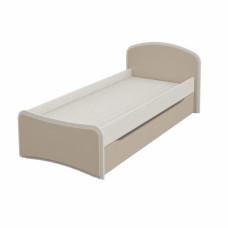 Кровать Комби МН-211-09 капучино