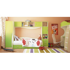 Шкаф для одежды Комби МН-211-15