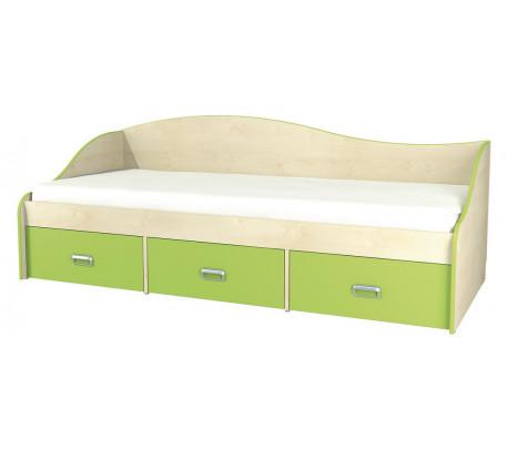 Кровать Комби МН-211-02