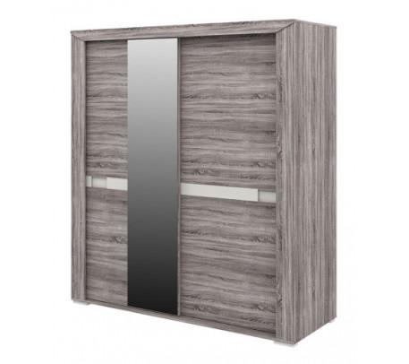 Шкаф-купе для одежды Кристалл МН-131-04