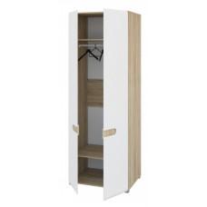 Двухдверный шкаф для одежды Леонардо МН-026-22