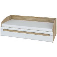 Односпальная кровать Леонардо МН-026-12