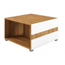 Журнальный стол Леонардо МН-026-04 (белый)