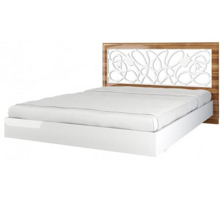 Двуспальная кровать Лотос МН-116-01