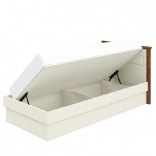Односпальная кровать с подъемным механизмом МН-126-18