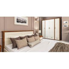 Двуспальная кровать Марсель МН-126-01 с подъемным механизмом