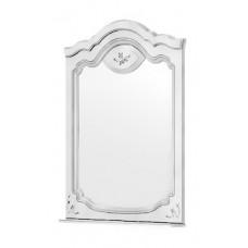 Зеркало Орхидея СП-002-17 (белое)