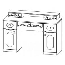 Туалетный столик Орхидея СП-002-09 (черешня)