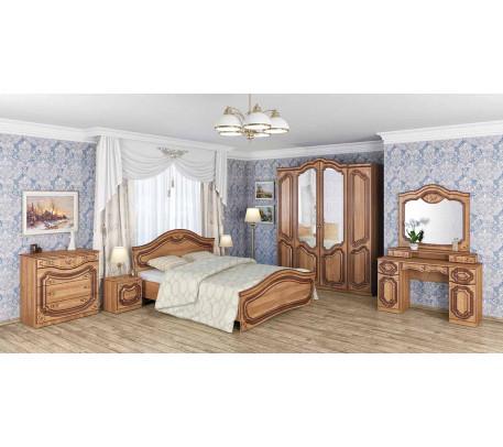 Спальня Орхидея (ольха)