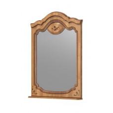 Зеркало Орхидея СП-002-17 (ольха)