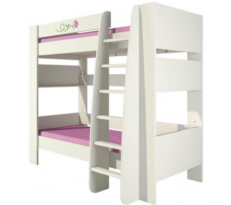 Двухъярусная кровать Розалия КРД180-1Д1