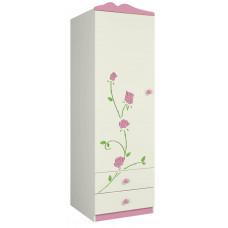 Шкаф для одежды Розалия Ш60-1ЛД1