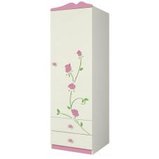 Шкаф для одежды Розалия Ш60-1ПД1
