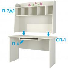 Надстройка для стола Розалия П-7Д1