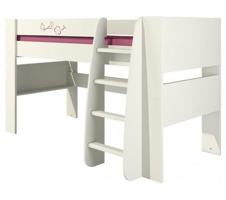 Двухъярусная кровать Сакура КРД120-1Д0