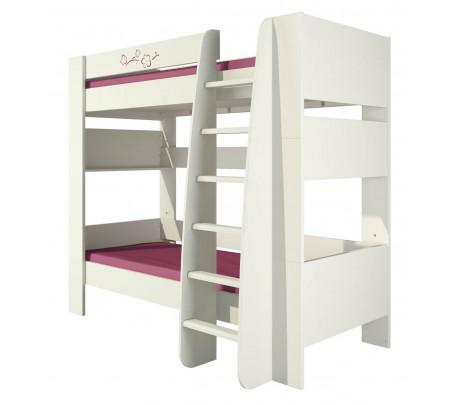 Двухъярусная кровать Сакура КРД180-1Д0