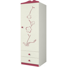 Шкаф для одежды Сакура Ш60-1ПД0