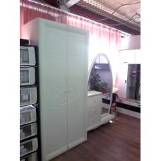 Шкаф для одежды Астория МН-218-05-220  РАСПРОДАЖА С ЭКСПОЗИЦИИ