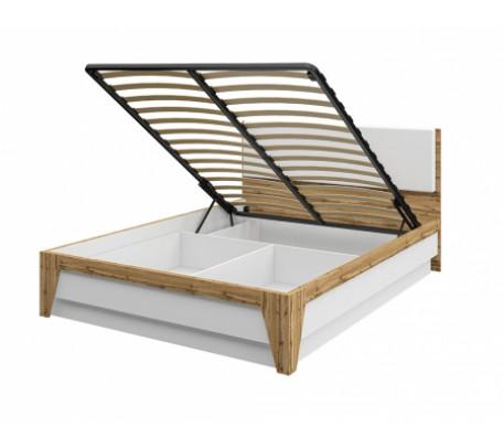 Двуспальная кровать Сканди МН-036-20