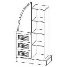 Шкаф комбинированный Василиса СП-001-10