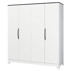 Четырехдверный шкаф для одежды Верона МН-024-04