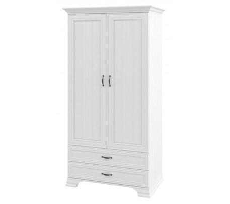 Двухстворчатый шкаф для одежды Юнона МН-132-05