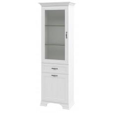 Шкаф-витрина комбинированный Юнона МН-132-10