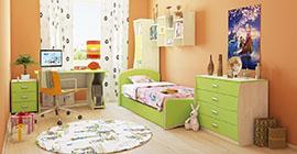 Белорусская мебель для детской комнаты для мальчика (8)
