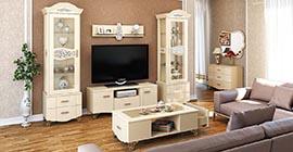 Классическая мебель для гостиной из Белоруссии (9)