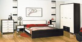 Спальня Домино Венге (19)