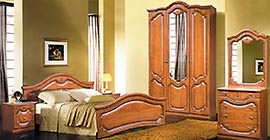 Спальня Орхидея (черешня) (10)