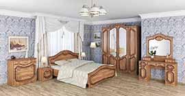 Спальня Орхидея (Ольха) (10)